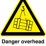 danger crane