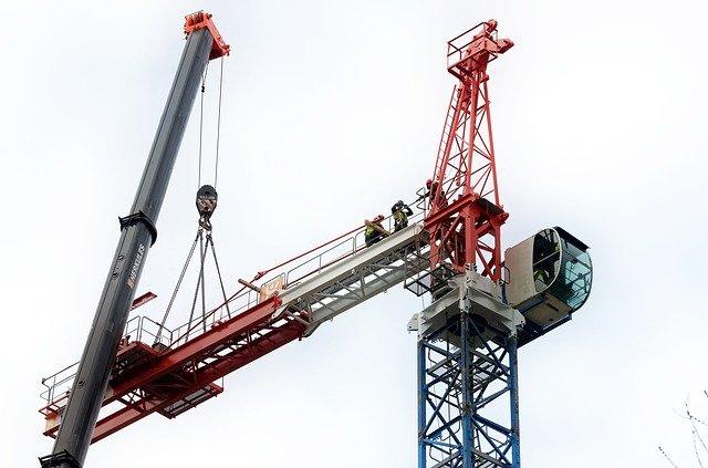 Crane equipment
